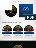 FF0017 01 Dark Speedometer
