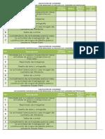 Criterios Para Calificacion de Cuaderno.