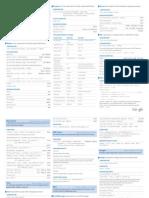 Google App Engine Cheat Sheet Python 122 11