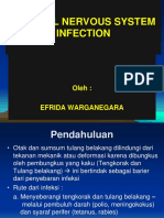 1. Infeksi Pada SSP - Meningitis Polio Tetanus Abses Otak Rabies