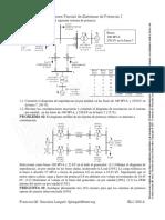 ejercicios de fallas en sistemas de potencia