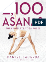 2,100 Asanas - The Complete Yoga Poses