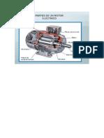 Partes de Un Motor Electrico