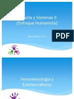 Clase# 3 Fenomenologia y Existencialismo
