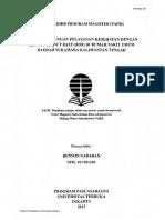 JURNAL tesis analisa hub layanan kesehatan dengan bor.pdf