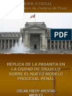 z. El Codigo Procesal Penal (Sala Penal) - Trujillo