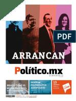 Politico.mx Semanario Edicion 07 Marzo 28-Abril 03
