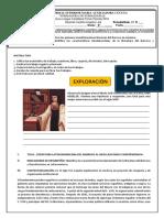 Guía Barroco Neoclasicismo 2018