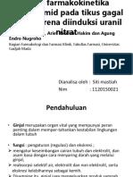 jurnal farmakokinetika ppt