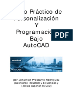 Curso Practico de Personalizacion y Programacion Bajo AutoCAD - LaLibreriadelIngeniero.blogspot.com