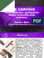 Filecarving Latino 2015