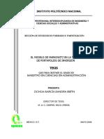 EL MODELO DE MARKOWITZ EN LA TEORÍA.pdf