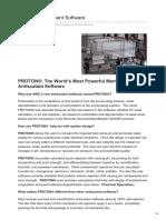 Membranechemicals.com-Proton Antiscalant Software