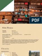 Restaurante Maestro Tzu Lary