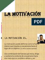 """La Motivaciã"""" Parte A"""