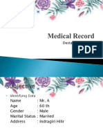 Medical Record ( Desta )