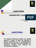 Concepto y Clases de Auditoria Ppt