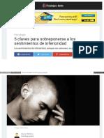 5 Claves Ante Sentimientos_de_inferioridad