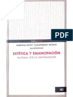 Varios - Estetica Y Emancipacion Fantasma Fetiche Y Fantasmagoria.pdf