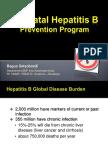 Perinatal Hepatitis B Dikes