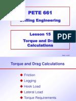 27422068 15 Torque and Drag Calculations
