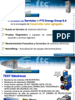 3421 Sercvicios Ftc Energy Group