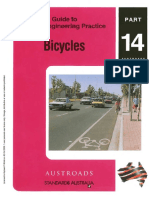AP-11.14 99 Guide to Traffic Engineering Practice Part 14- Bicycles