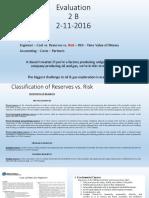 2 B Evaluation 2-11-16