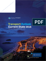 MoT Transport Outlook