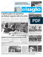 Edición Impresa 30-04-2018