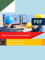 Kajian Seputar Process Engineer