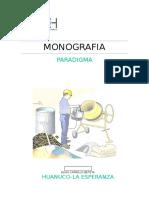 El Paradigma Monografia