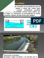 Informacion Aliviadero Lateral