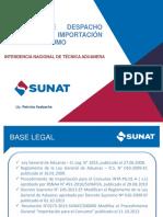 5Despacho Anticipado de Importación - SUNAT5