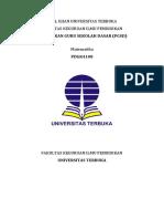 Soal Ujian UT PGSD PDGK4108 Matematika.output