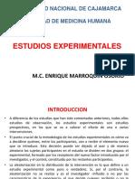 u2t7. Clase Estudios Experimentales 2017 (1)