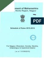 Maharashtra Nagpur SR 2015-16