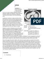 Pulmonary Contusion - Wikipedia
