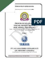 Draf MOU SMK MT Dengan JG Motor