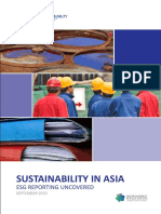 Sustainability in Asia Esg Reporting Uncovered