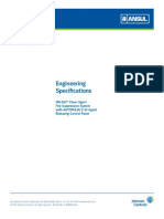 Engineering Specification for Ansul Fm 200 System