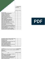 Checklist Diagnostico 594
