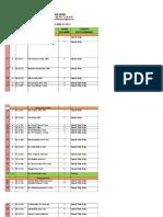 Data Pelatihan Karyawan RSBK