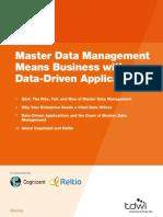 TDWI eBook DataDriven Apps Reltio Cognizant Web Upd