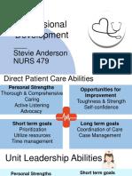 professional development final - stevie