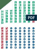 ISO Hazard Symbols
