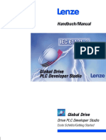 DDS Drive PLC Developer Studio (V02.00) Getting Started v2-1 de En
