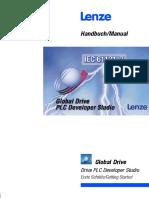 DDS Drive PLC Developer Studio (V02.00) Getting Started v2-1 de En
