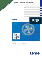 L-Force 9400 PROFINET Communications Manual