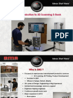 An Introduction to 3D Scanning E-Book